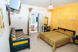 accommodation deep blue hotel bedroom