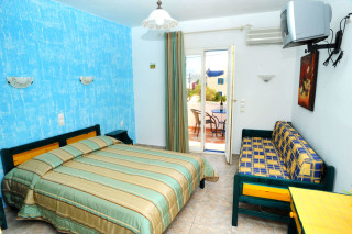 accommodation deep blue hotel cozy bedroom