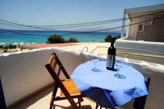 accommodation deep blue hotel sea view