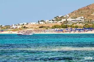 agios prokopios beach deep blue hotel naxos
