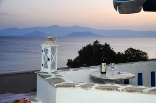 naxos deep blue hotel agios prokopios beach